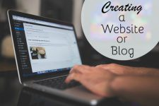 How to Create a Website or Blog