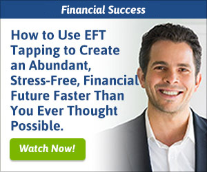 The Tapping Solution For Financial Success